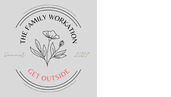 Family Workation logo