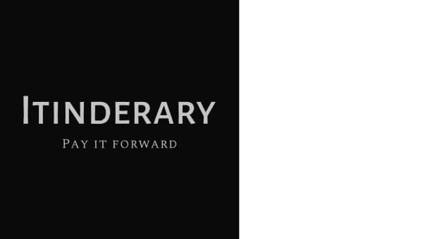 Itinderary logo